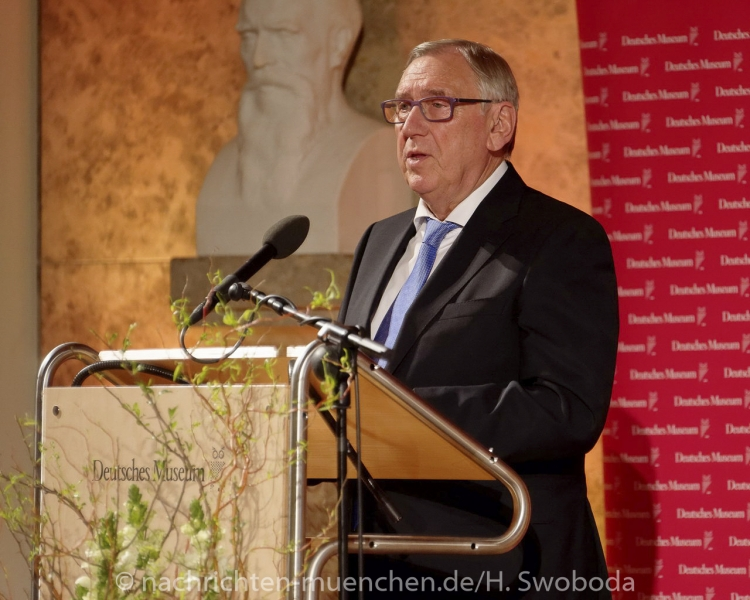 Verleihung Helmut Fischer Preis 0190