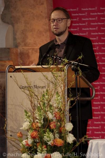 Verleihung Helmut Fischer Preis 0240