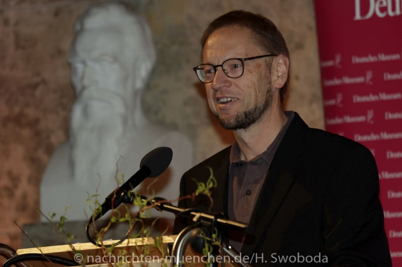 Verleihung Helmut Fischer Preis 0280