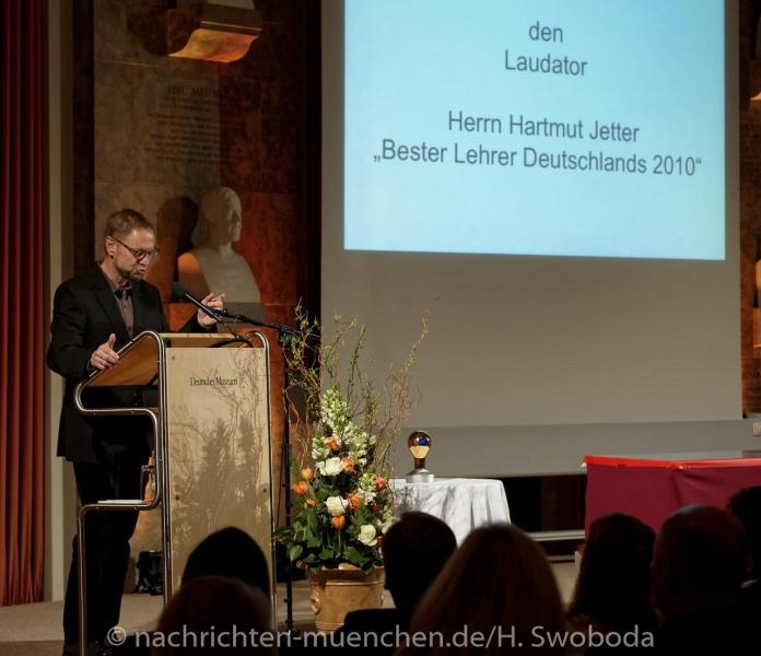 Verleihung Helmut Fischer Preis 0290