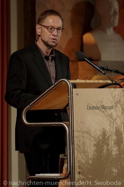 Verleihung Helmut Fischer Preis 0300