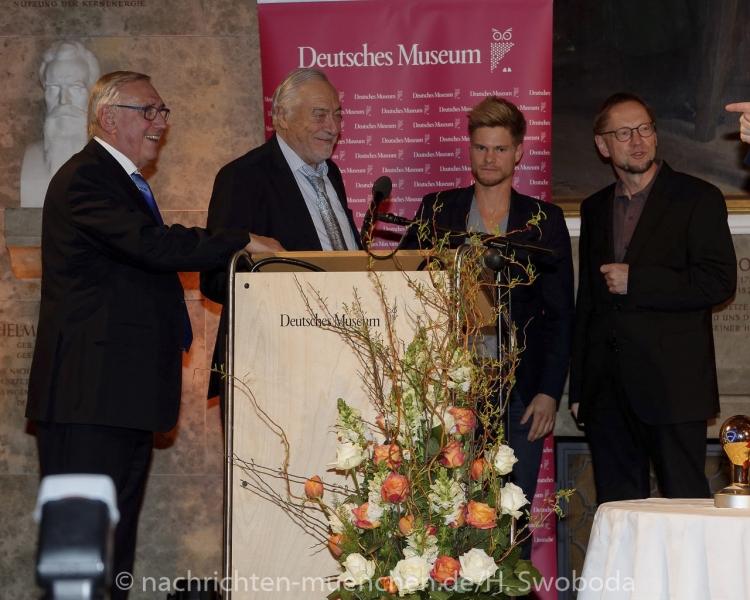 Verleihung Helmut Fischer Preis 0310