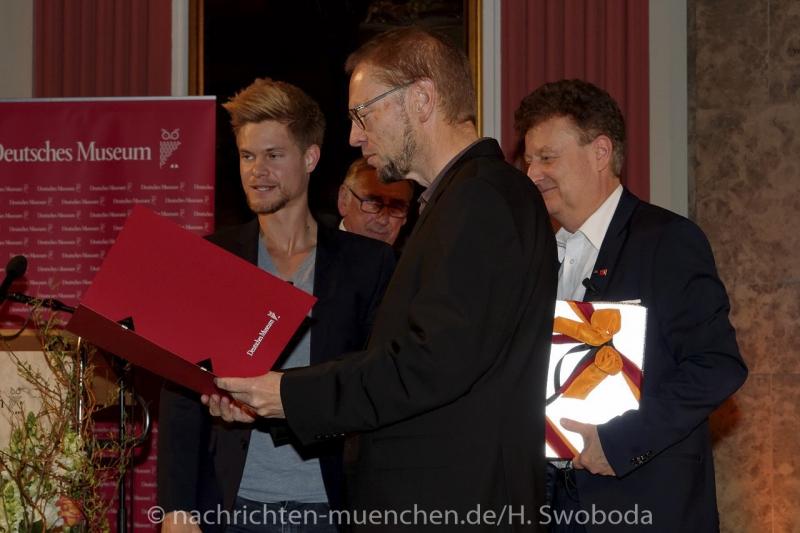 Verleihung Helmut Fischer Preis 0330