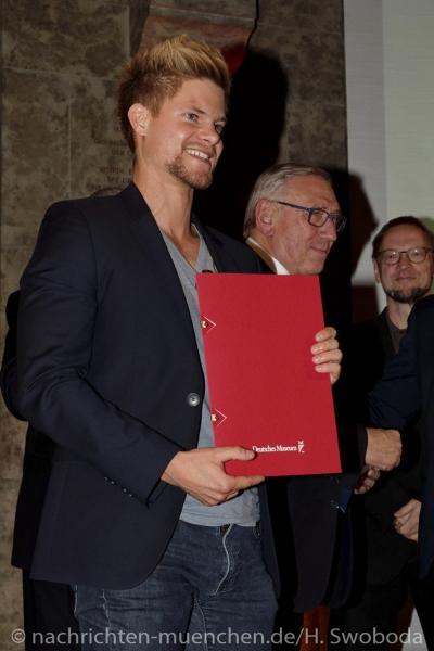 Verleihung Helmut Fischer Preis 0340