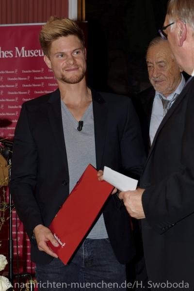 Verleihung Helmut Fischer Preis 0350