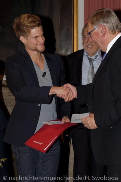 Verleihung Helmut Fischer Preis 0360