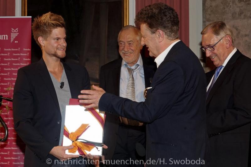 Verleihung Helmut Fischer Preis 0370
