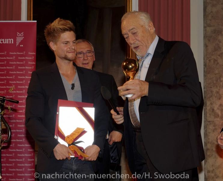 Verleihung Helmut Fischer Preis 0380