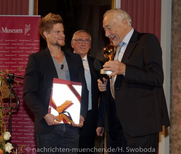 Verleihung Helmut Fischer Preis 0390