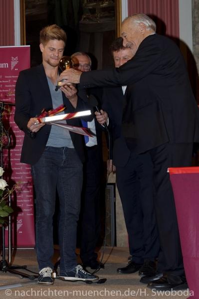 Verleihung Helmut Fischer Preis 0400