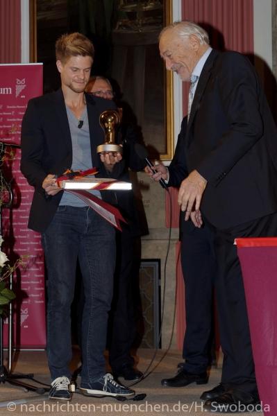 Verleihung Helmut Fischer Preis 0410