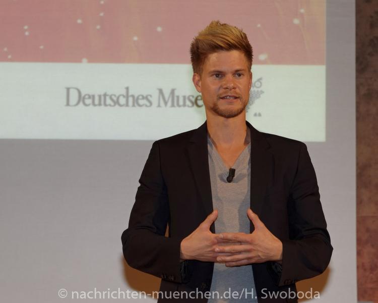 Verleihung Helmut Fischer Preis 0430