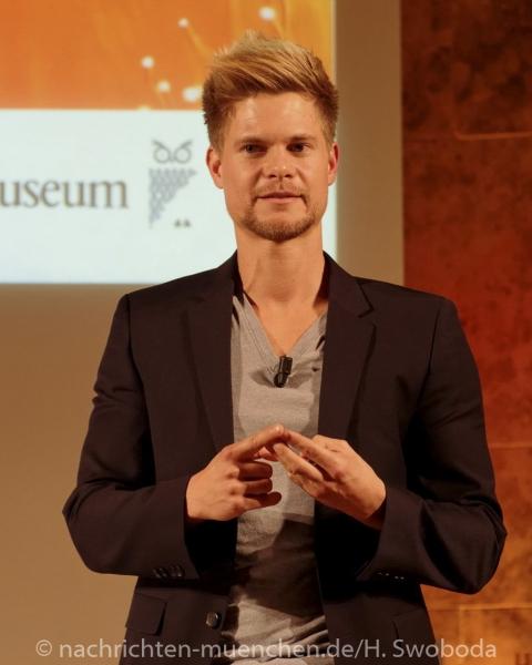 Verleihung Helmut Fischer Preis 0450