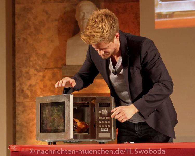 Verleihung Helmut Fischer Preis 0480