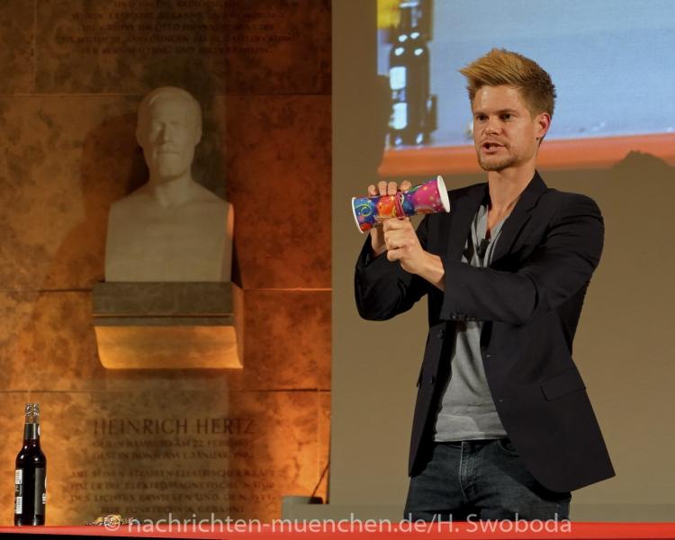 Verleihung Helmut Fischer Preis 0590