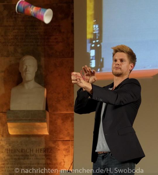 Verleihung Helmut Fischer Preis 0600