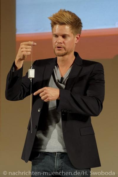 Verleihung Helmut Fischer Preis 0610