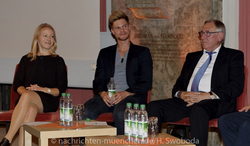 Verleihung Helmut Fischer Preis 0680