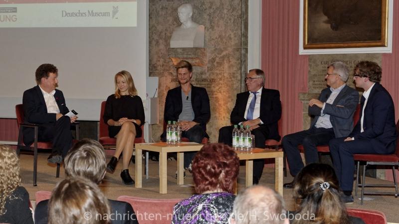 Verleihung Helmut Fischer Preis 0700