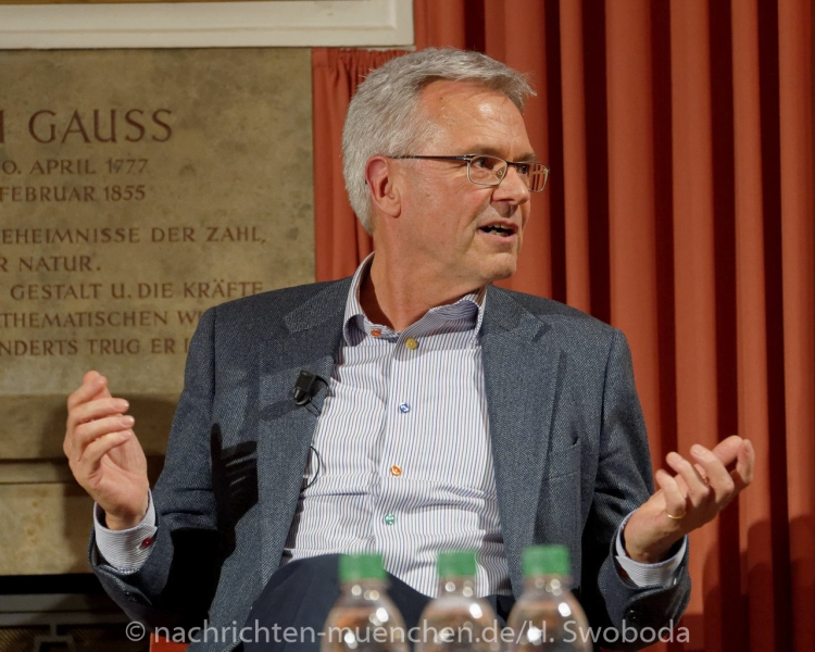 Verleihung Helmut Fischer Preis 0800