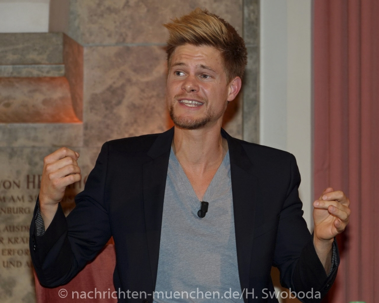 Verleihung Helmut Fischer Preis 0810