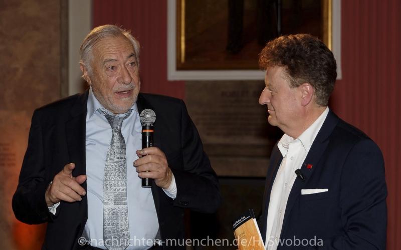 Verleihung Helmut Fischer Preis 0860