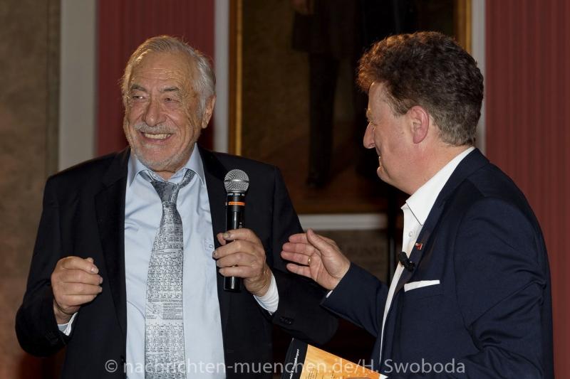 Verleihung Helmut Fischer Preis 0870
