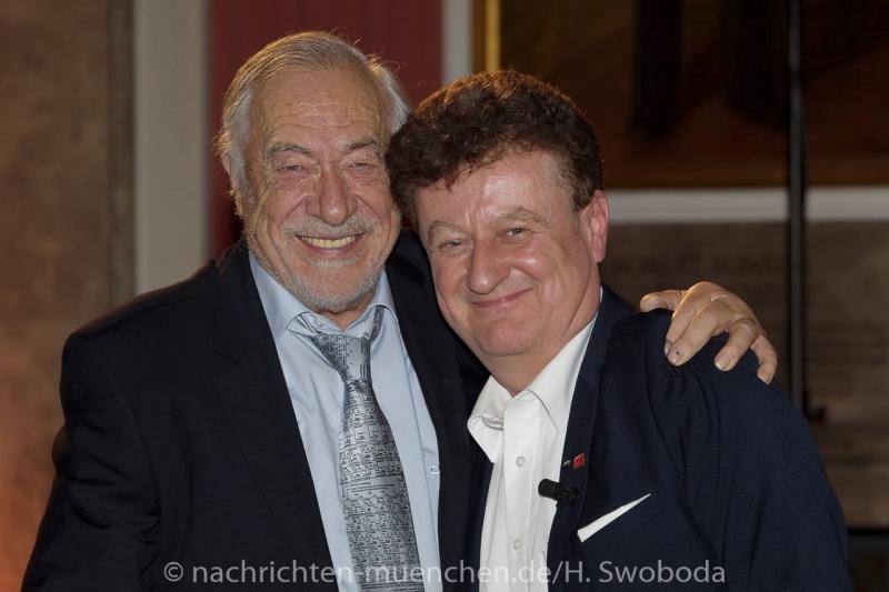 Verleihung Helmut Fischer Preis 0880
