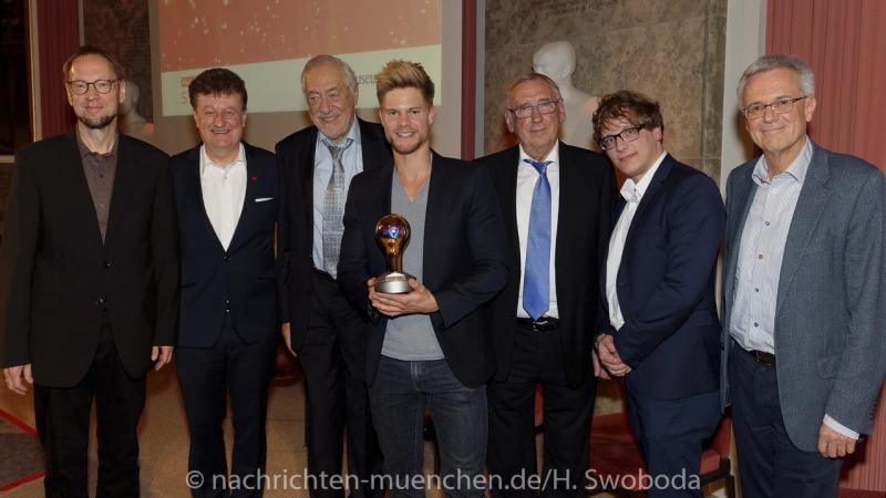 Verleihung Helmut Fischer Preis 0890