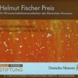 Verleihung Helmut Fischer Preis 0020