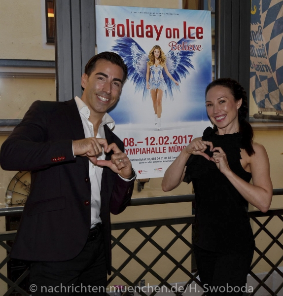 HOLIDAY ON ICE – Believe