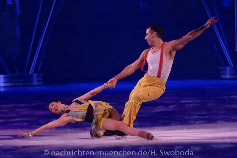 Holiday on Ice - Believe 0850