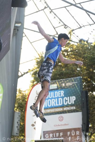 Boulder Worldcup 2016 0410