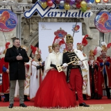 Inthronisation des Narrhalla Prinzenpaares 2016