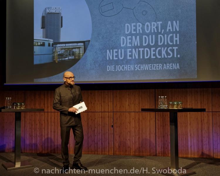 Jochen Schweizer Arena - Pressetag 0030
