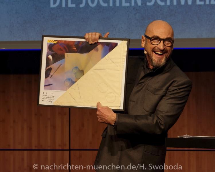 Jochen Schweizer Arena - Pressetag 0100