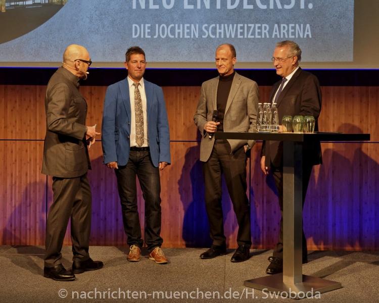 Jochen Schweizer Arena - Pressetag 0110