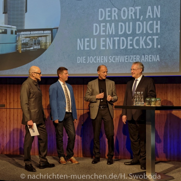 Jochen Schweizer Arena - Pressetag 0130