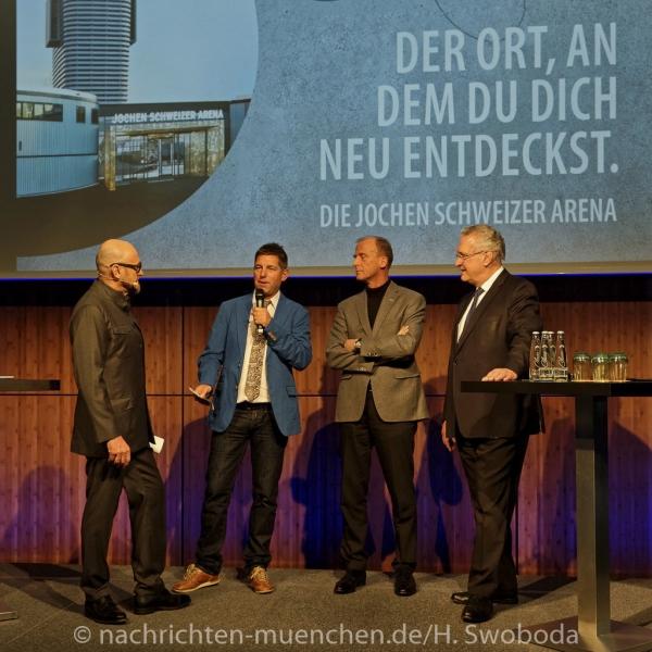 Jochen Schweizer Arena - Pressetag 0210
