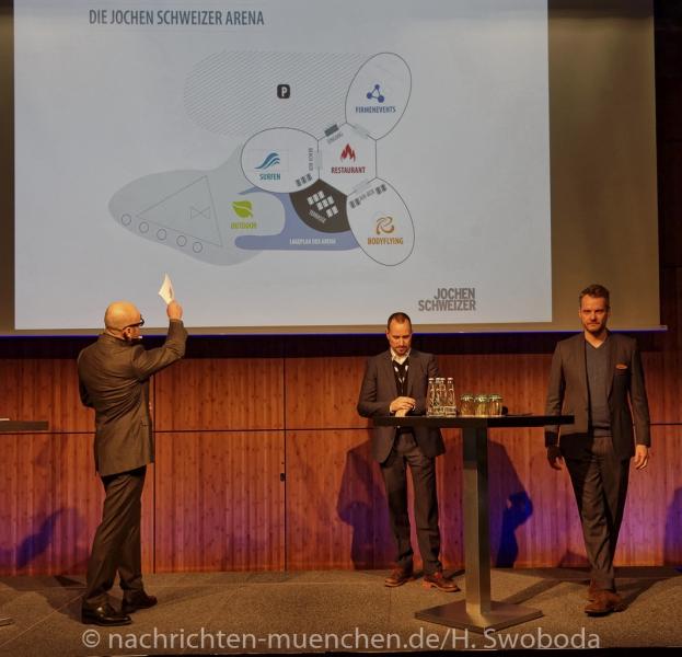 Jochen Schweizer Arena - Pressetag 0260