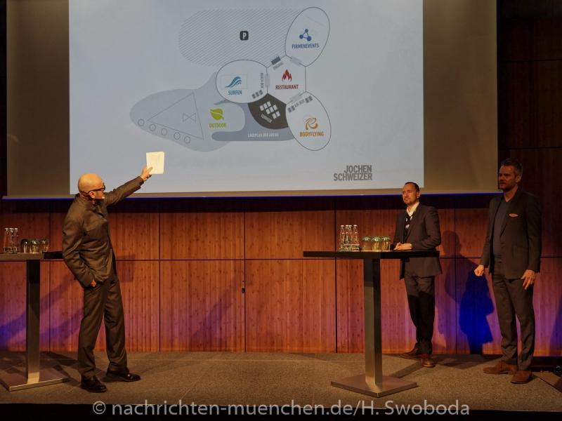 Jochen Schweizer Arena - Pressetag 0270