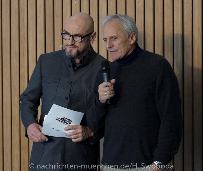 Jochen Schweizer Arena - Pressetag 0650