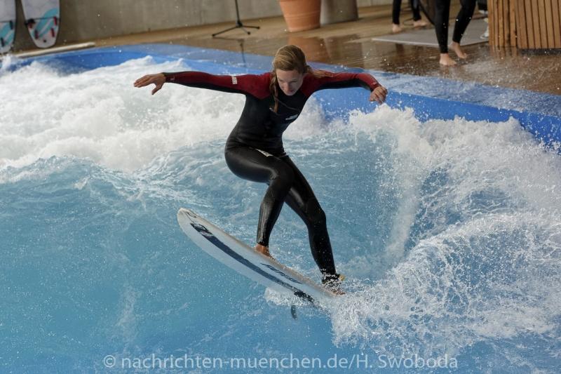 Jochen Schweizer Arena - Pressetag 0890