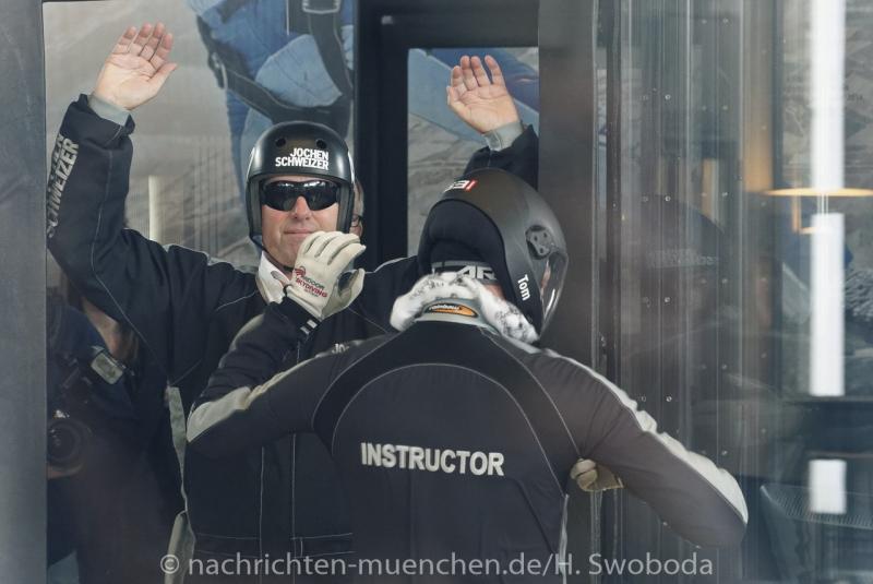 Jochen Schweizer Arena - Pressetag 1010