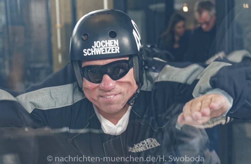 Jochen Schweizer Arena - Pressetag 1090