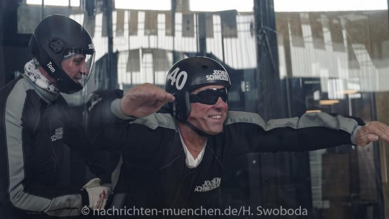 Jochen Schweizer Arena - Pressetag 1100