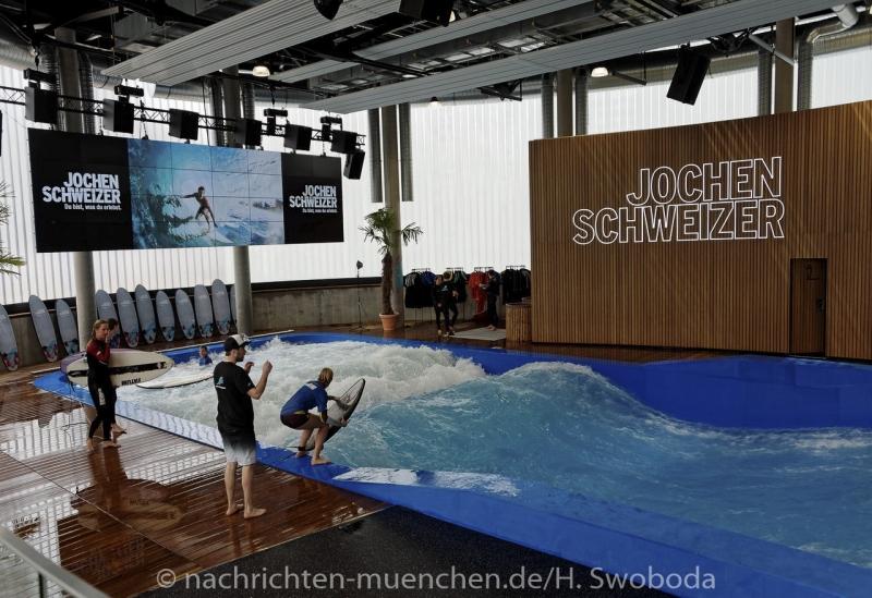 Jochen Schweizer Arena - Pressetag 1130