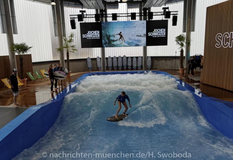 Jochen Schweizer Arena - Pressetag 1140