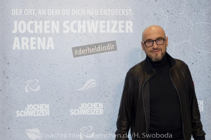 Jochen Schweizer Arena - Pressetag 1160
