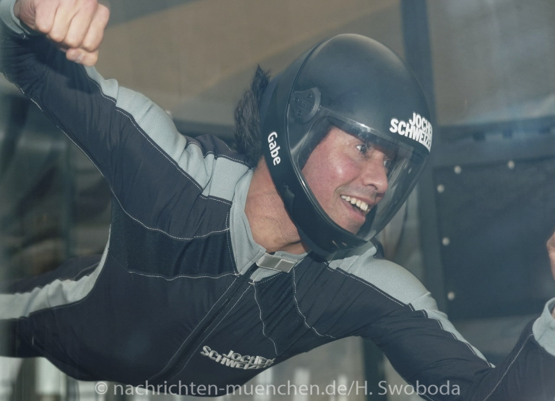 Jochen Schweizer Arena - Pressetag 1210